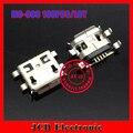 MC-009 100 ШТ./ЛОТ, Micro 5 P USB jack разъем для телефона GPS, порт зарядки порт данных для телефона, 4 фута DIP, быть в общем пользовании
