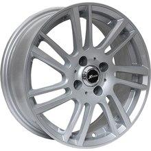Колесный диск X-RACE AF-04 6.5x16/5x114.3 D67.1 ET38 Серебристый