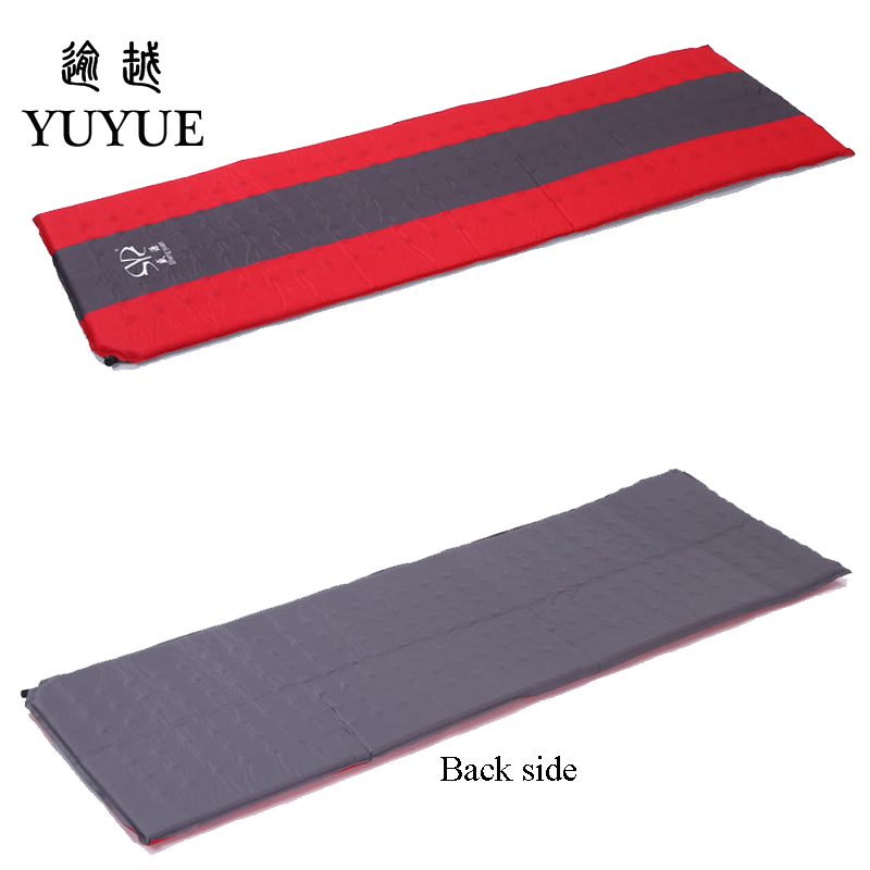High quality foam Waterproof Inflatable Mattress Camping Tent Travel Mat Bed Equipment for camping Inflatable Mattresses 3