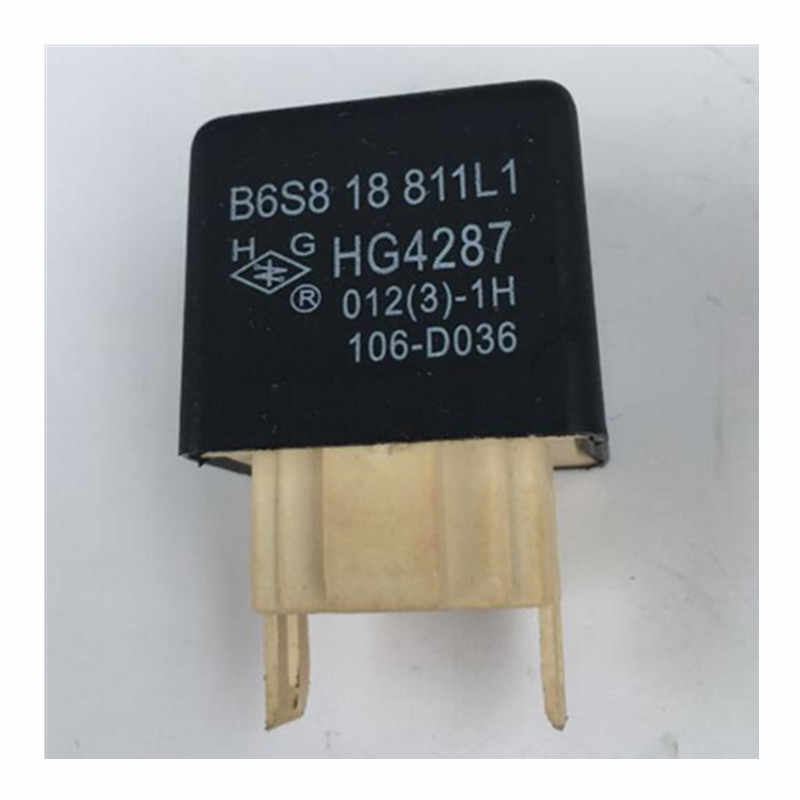 Car original main relay control for Mazda 323 family protege