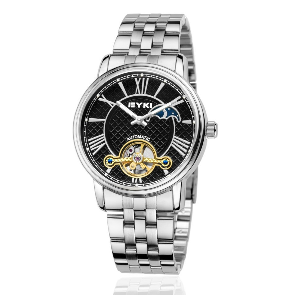 reloj eyki watches for men s luxury quality famous brand top brands Stainless steel daytime and