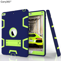 Canton Nalley Case For New IPad 9 7 Inch 2017 Kids Safe Armor Shockproof Heavy Duty