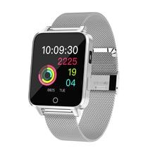 Купить с кэшбэком X9 Smart Watch Sport Waterproof IP68 Android Bluetooth Smart Wristband Heart Rate Pedometer Fitness Tracker with Lighting