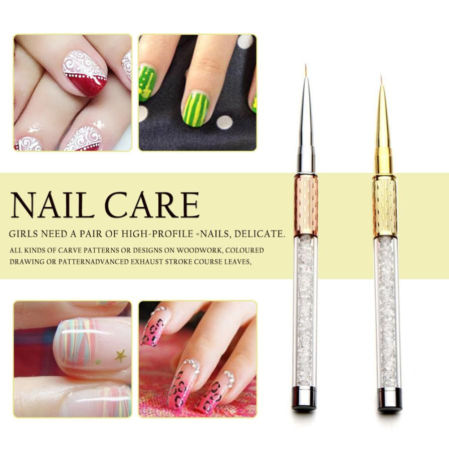 Aliexpress.com : Buy Nail Dotting Pen Tools Painting Pen Flower Pen ...