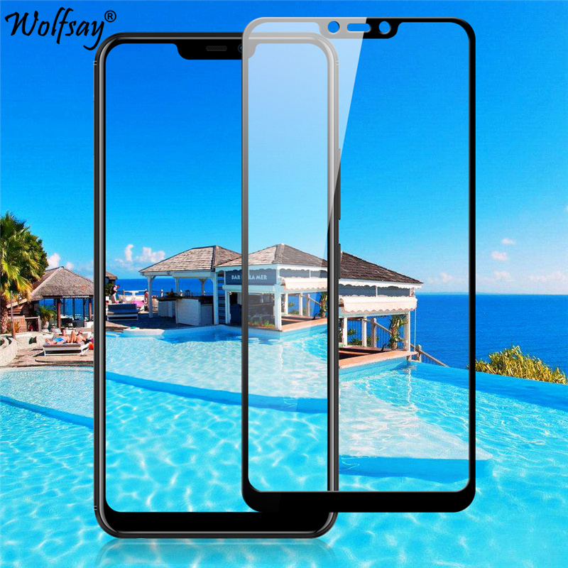 Full Cover Screen Protector Vivo Y83 Glass Vivo Y83 Pro Tempered Glass 9H Premium Cover For Vivo Y83 Y83A Y83 Pro MT6762 6.22