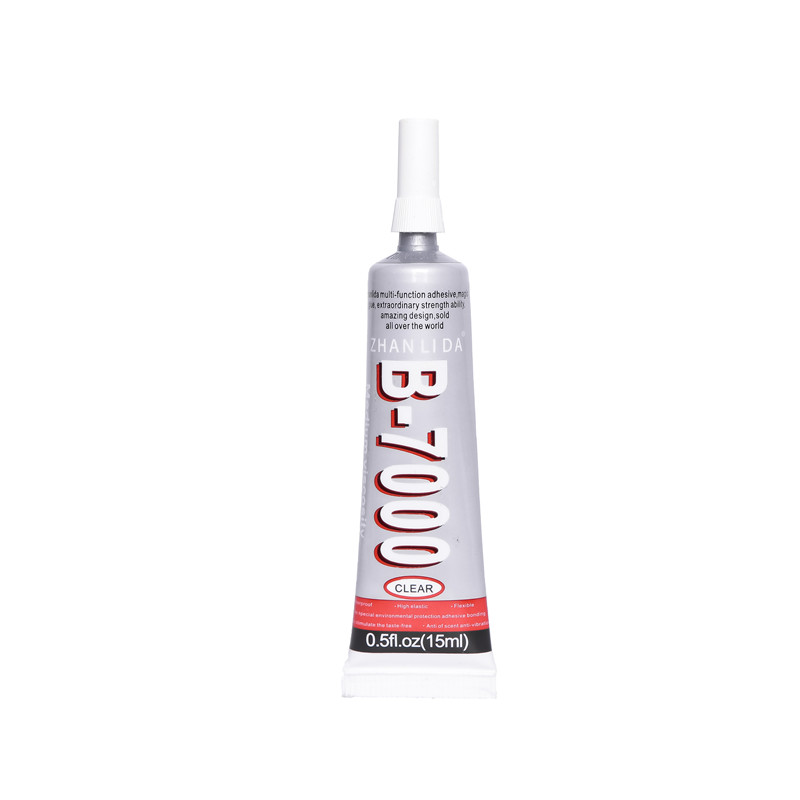 15ML B7000 Glue Epoxy Resin Adhesive B-7000 Metal Glass Stone Wood Leather Super Plastic Rubber Phone Electronic Component Hobby
