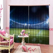 Windows Curtains Drapes Bedroom Custom Living-Room for Kids Beautiful Scenery Dropship