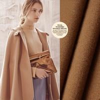 Goods Super Soft Hand Camel Merino Wool Fabrics Clothing Fabric Watermark 2017 9 5