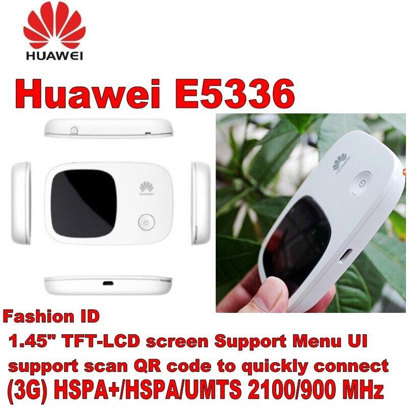 Débloqué Huawei E5336 3g Mifi Wifi routeur Mobile Hotspot prise en charge 10 utilisateurs Wifi Pk E5331 E5330