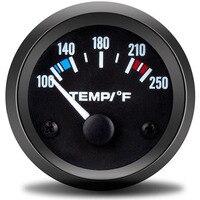 Авто Датчик температуры воды Автомобильный спидометр 2