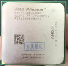Процессор AMD Phenom X4 9650 - HD9650WCJ4BGH 95 Вт, процессор 940 AM2 +, 100% рабочий процессор для настольного ПК