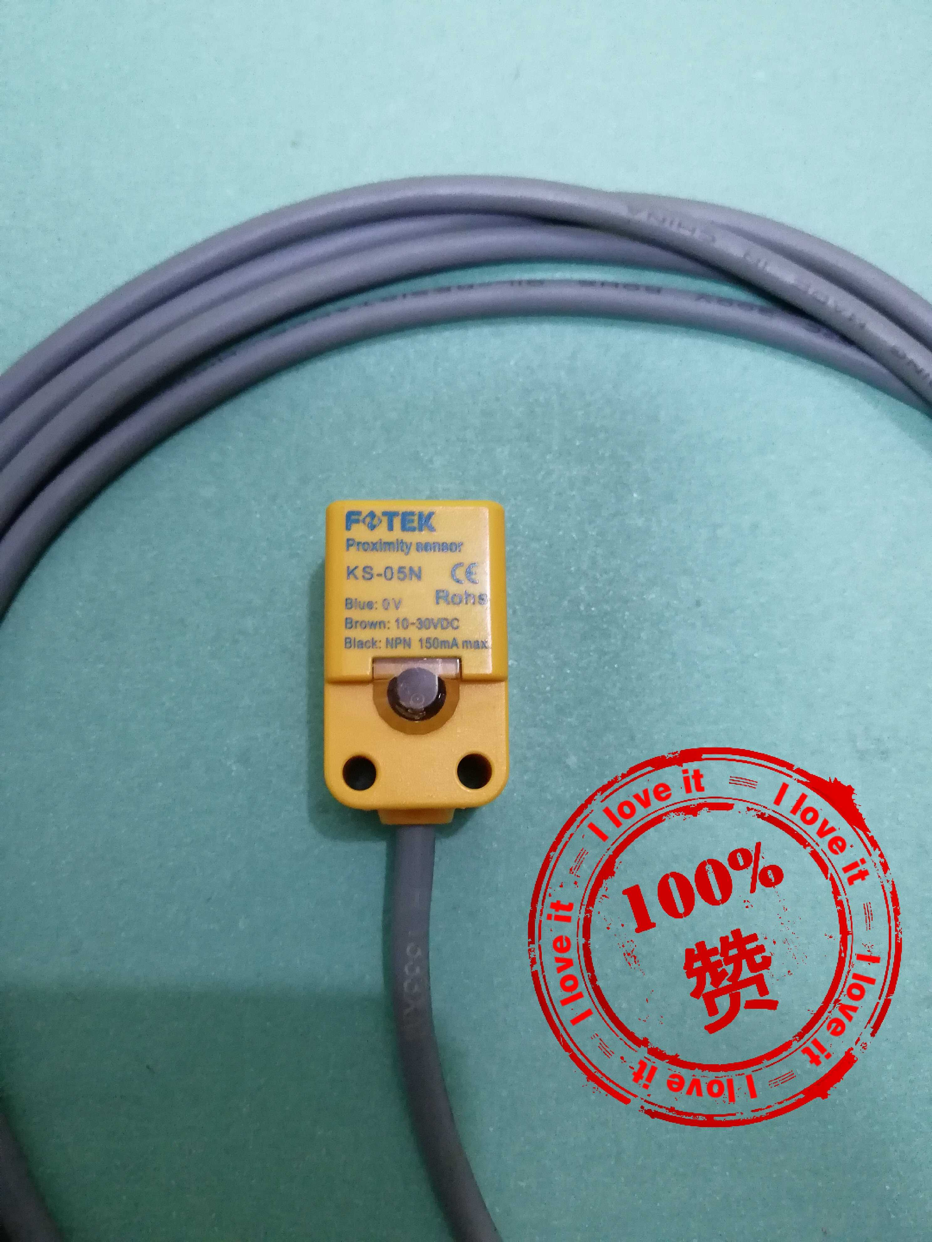 100 % New Original KS-05N Square Inductive Approach Switch Sensor K-05