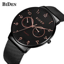 Ен для мужчин лучший бренд класса люкс для мужчин часы сетки сталь часы для мужчин часы Relogio Masculino Horloges Mannen Erkek Saat