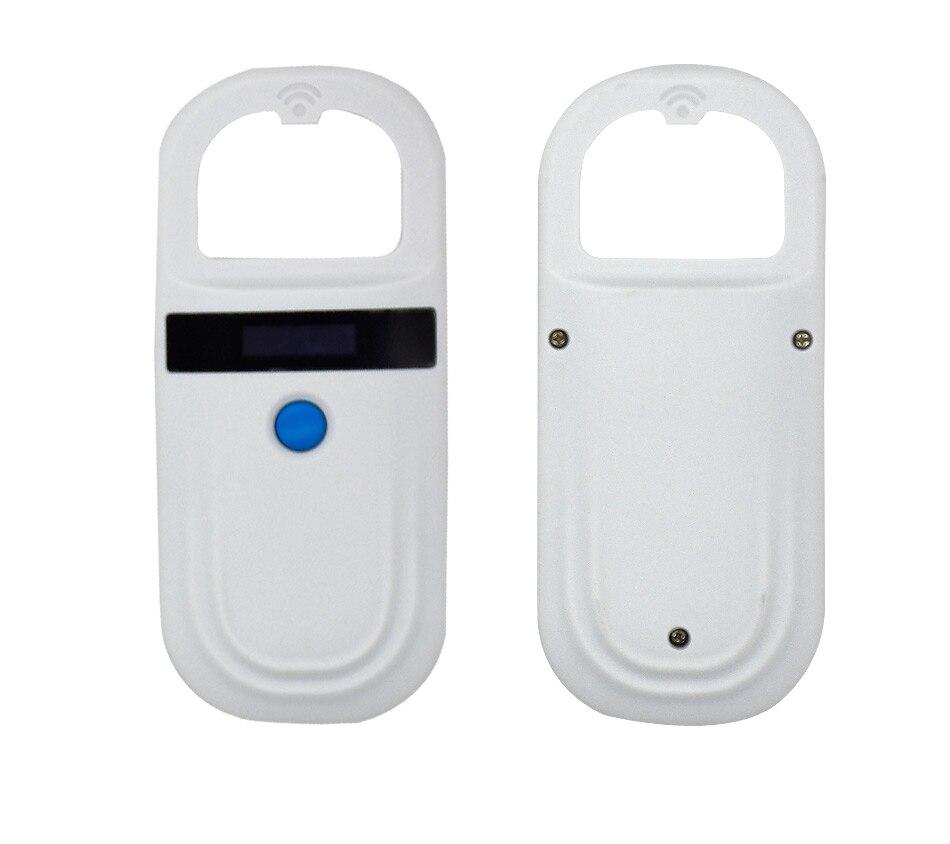 Lecteur de micropuce danimal familier de lecteur danimal familier de Readell WS150 FDX-B 134.2 KHZLecteur de micropuce danimal familier de lecteur danimal familier de Readell WS150 FDX-B 134.2 KHZ