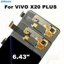 For VIVO X20 PLUS LCD Display +Touch Screen Digitizer Assembly Replacement for phone X20 PLUS LCD screen