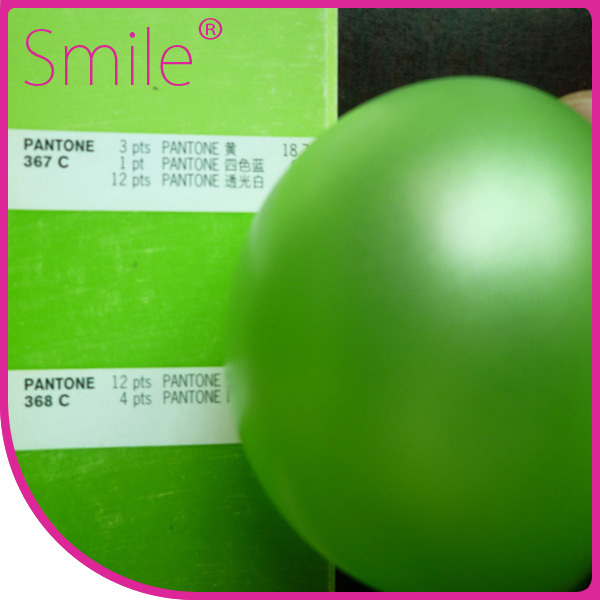 Pearl Le Green Color Latex Ballon Light Balloon 10 2 2g 20pcs Lot