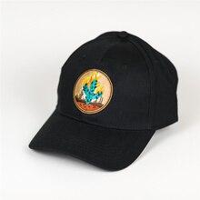 05a9184ae3e TUNICA 2018 Cactus Embroidered Baseball Cap Black 6 Panel Fishing Hat