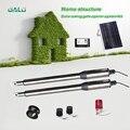 GALO PKM-C01 двойной качели набор для открывания ворот  Интеллектуальные солнечные качели ворота двигателя