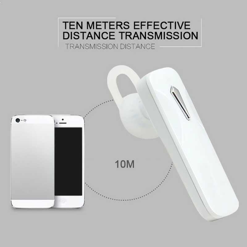 M163 Ultralight stereo çağrı dinleme müzik evrensel kablosuz bluetooth 4.1 Kulak Kancası Kulaklık Araba Spor Handsfree Kulaklık