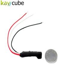 Mini Mic Sound Monitor High Sensitive Audio Pickup Device Tiny Microphone for CCTV Security Camera