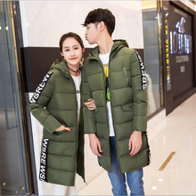 2016 любителей зимних вниз верхняя одежда женский тонкий средней длины утолщение вниз пальто 1881