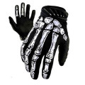 New black Skull Claw Glove Racing Motorcycle Bone Skeleton Bicycle Mountaineer non-slip wear-resisting sport Full Finger Gloves