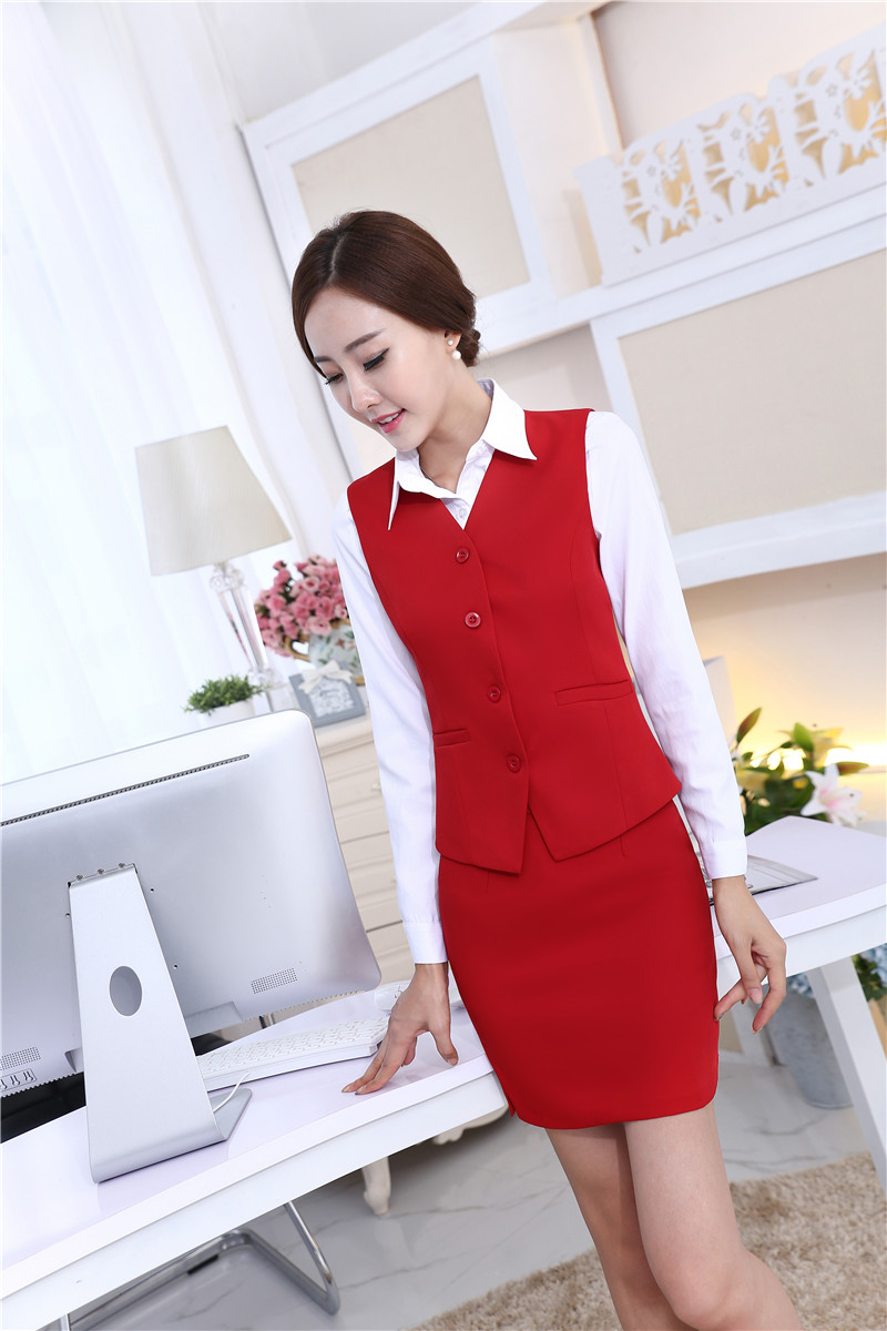 4f6163740fdb New Fashion Slim Uniform Design 2015 Spring Autumn Business Work ...