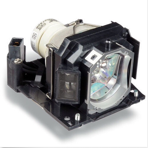 цена Original OEM lamp bulb with housing DT01241 / CPRX94LAMP For Hitachi CP-RX94 Projectors