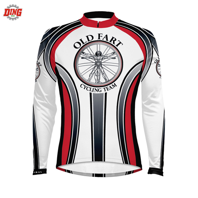 Men classic Cycling Jersey bike team wear thin Long sleeves cycling clothing  jacket ropa Ciclismo MTB Two colors cycle jerseys -in Cycling Jerseys from  ... 461018b16
