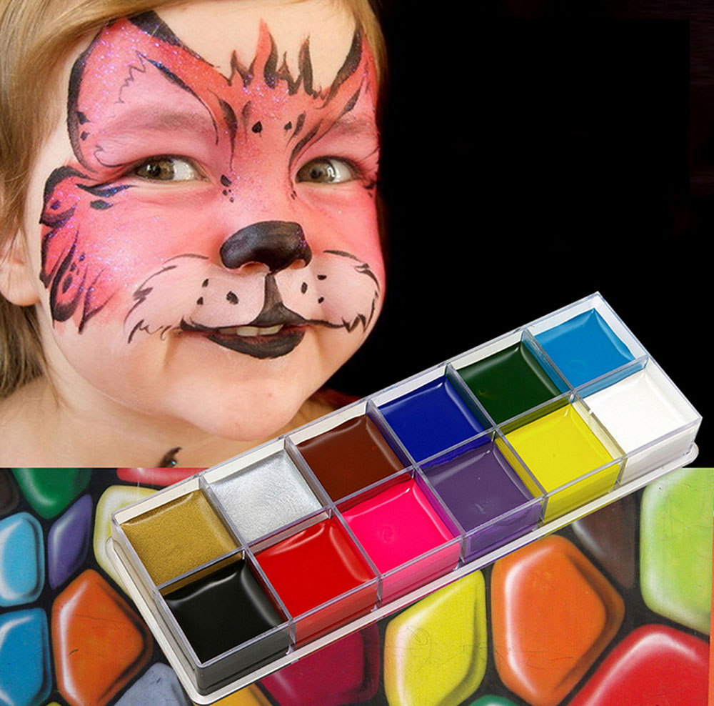 Popular halloween crayon buy cheap halloween crayon lots for Cheap face painting houston