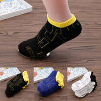 10 Pairs Summer Men Ankle Socks Low Cut Crew Casual Sport Cotton Blend Socks Hot