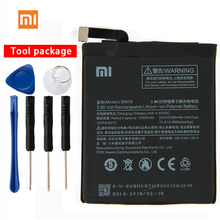 Original Xiaomi BM39 Mi 6 Phone battery For 3250mAh Lithium Polymer Battery