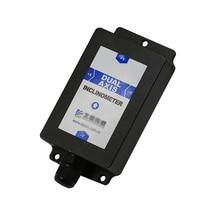 BWS2700 Eixo Duplo Inclinômetro Tilt Sensor De Ângulo De Inclinação com uma Precisão de 0.001 Resolução 0.0005 RS232/RS485/TTL/Modbus