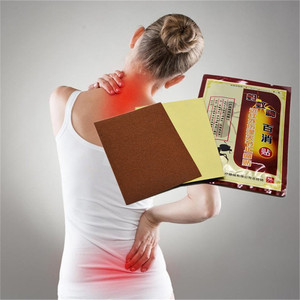 DISAAR Cheapest 80Pcs Ant venom Essential Oil Patches for Joint Pain Patch Neck Back Body Pain Plaster Body Care(China)