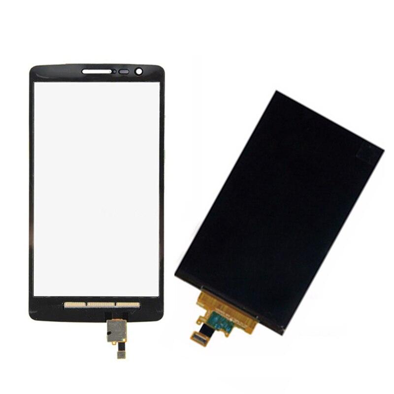 Gold For LG G3 Mini G3s D722 D724 D725 D728 Touch Screen Digitizer Sensor Glass + LCD Display Screen Panel Monitor Replacement