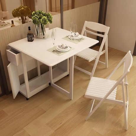 Louis Fashion mesa y sillas plegable combinación Simple ...