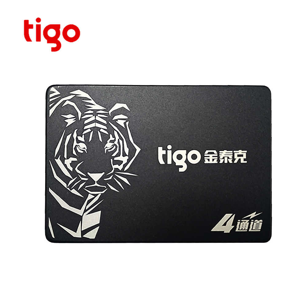 Tigo SSD 1tb HDD 2.5 inch SATA 1024GB Big Capacity Internal Solid State Drive 6Gb/s for Desktop Laptop PC S320 SATAIII