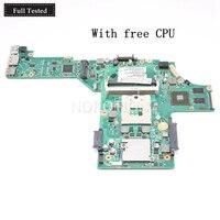 NOKOTION SPS V000208030 для toshiba satellite E200 E205 материнская плата для ноутбука HM55 Nvidia GeForce GT310M