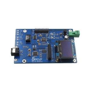 Image 2 - AK4137 DAC SRC аудио 384K 32Bit DSD256 DSD IIS Преобразование для Hi Fi усилителя