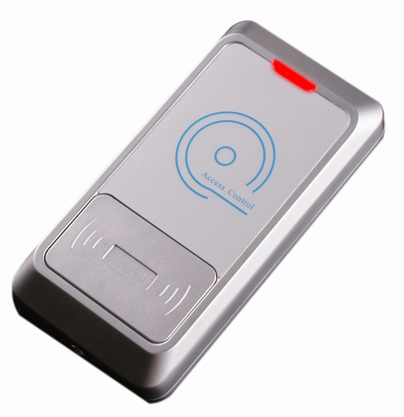 ФОТО Free shipping, Metal rfid IC reader ,Waterproof and Anti-hit,13.56M ,wiegand 26/34 output ,suit for out door Access  sn:R01