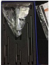 0-150 мм/0.01 глубина микрометр caplier mikrometer микрометрический винт, манометр с 6 стержнями внутренний микрометр из нержавеющей стали