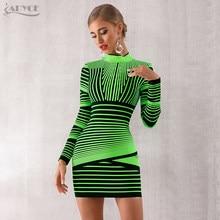 6de607f528 Long Sleeve Celebrity Dresses Promotion-Shop for Promotional Long ...