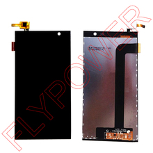 For Hisense EG980 / U980 / T980 LCD display screen with touch screen digitizer assembly by free shipping; 100% Warranty