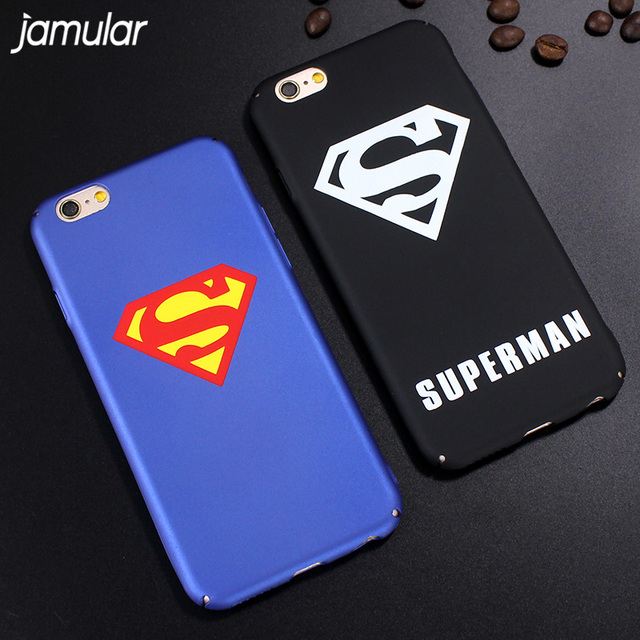 coque iphone 8 superman