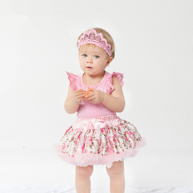 Pink Flower Costume Baby Girls Outfit Bebe Kids Romper Lace Tutu Jumpsuit Overall Children Baby Infant  sc 1 st  AliExpress.com & Pink Flower Costume Baby Girls Outfit Bebe Kids Romper Lace Tutu ...