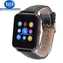 G6 smart watch para el teléfono android podómetro apoyo twitter mujeres de los hombres relojes deportivos reloj bluetooth reloj inteligente dz09 gt08