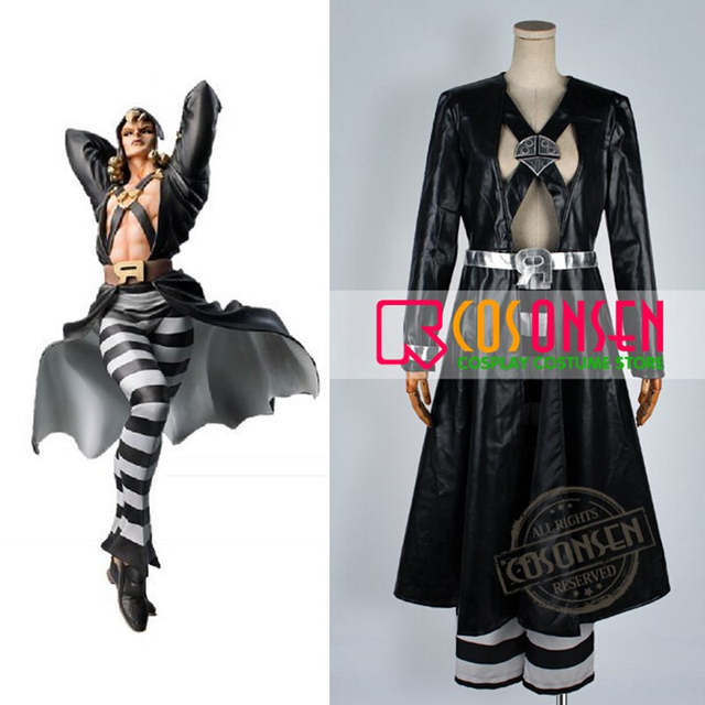 US $88 0 |COSPLAYONSEN JoJo's Bizarre Adventure Risotto Nero Cosplay  Costume All Size-in Anime Costumes from Novelty & Special Use on  Aliexpress com |