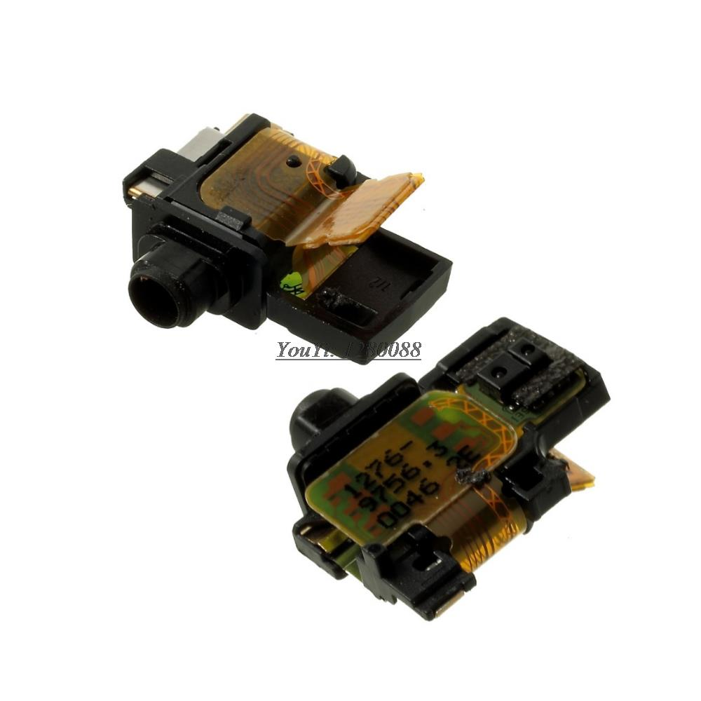 OEM Ear Earphone Jack Flex Cable for Sony Xperia Z2 D6503 D6502 D6543