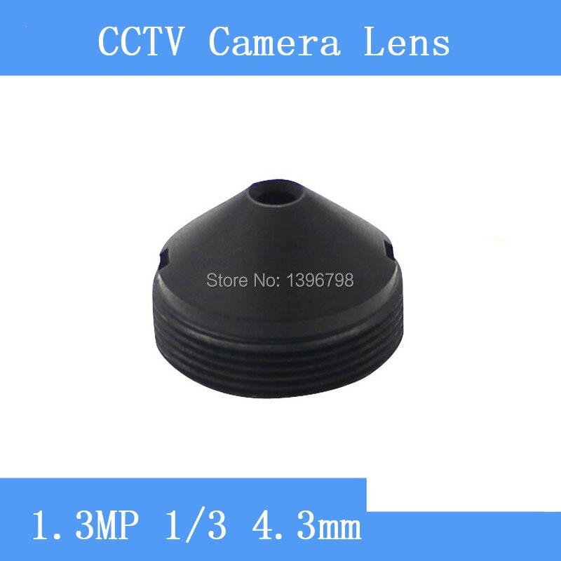 PU Aimetis Infrared surveillance camera HP 1 3MP pinhole lens 4 3mm M12 thread font b