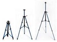 Freeshipping Alüminyum Alaşım Teleskopik tipi Katlanır çerçeve vitrin kıdemli şövale